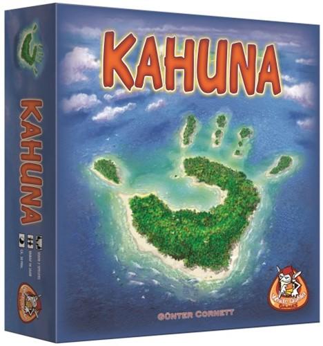 Kahuna - Bordspel
