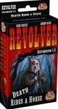 Revolver 1.5: De Dood Komt Te Paard