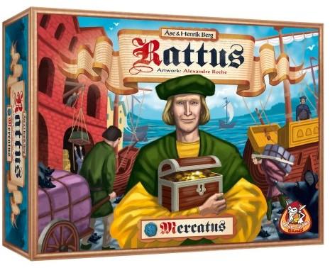 Rattus Mercatus Uitbreiding