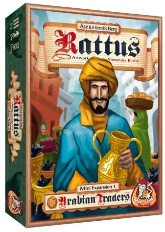 Rattus Mini Expansion 1: Arabian Traders-1