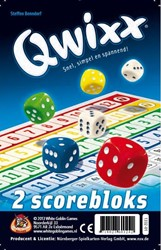Qwixx - Scorebloks