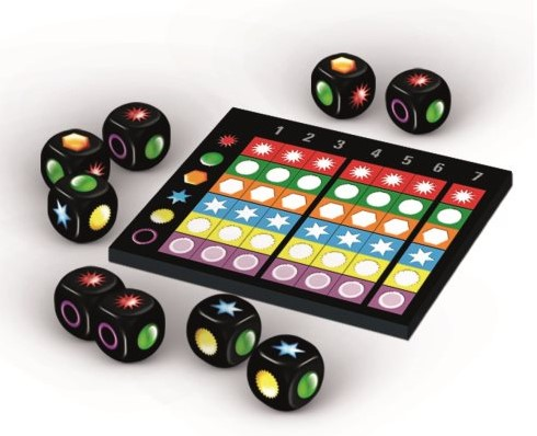 Genius Dobbelspel (Fun & Go)-2