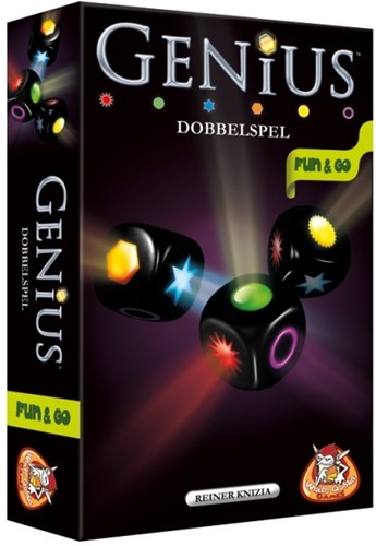 Genius Dobbelspel (Fun & Go)