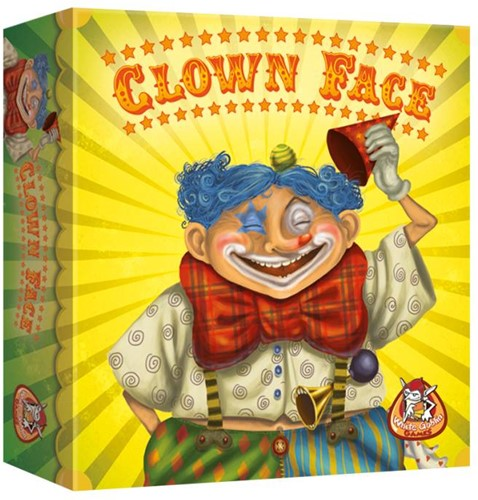 Clown Face-1