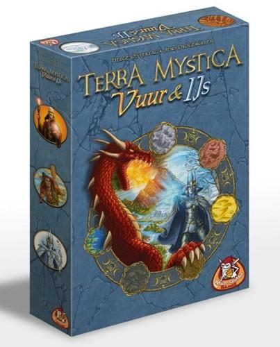 Terra Mystica - Vuur & IJs Uitbreiding-1
