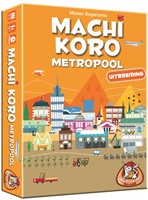 Machi Koro - Metropool Uitbreiding-1