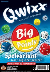 Qwixx - Big Points Scorebloks