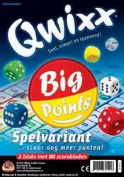 Qwixx - Big Points Scorebloks