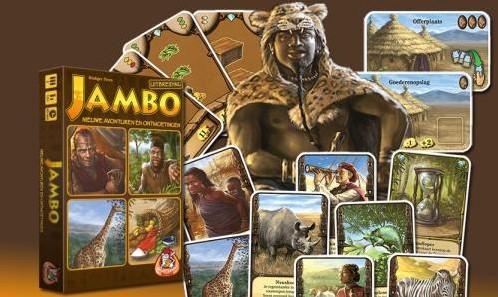 Jambo - Nieuwe Avonturen en Ontmoetingen