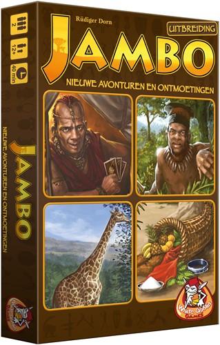Jambo - Nieuwe Avonturen en Ontmoetingen-1