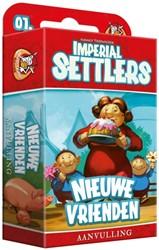Imperial Settlers - Nieuwe Vrienden Uitbreiding