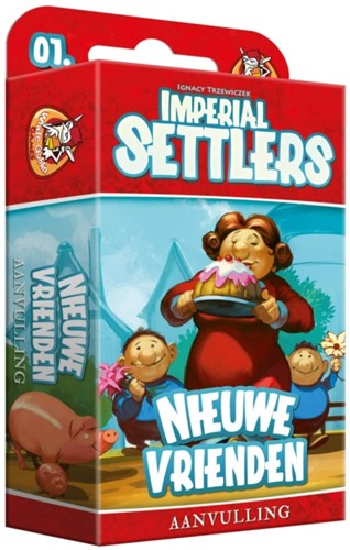 Imperial Settlers - Nieuwe Vrienden Uitbreiding-1