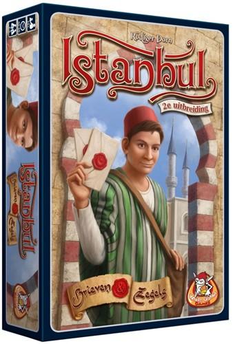Istanbul - Brieven & Zegels Uitbreiding