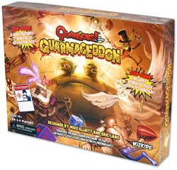 Quarriors - Quarmageddon Expansion