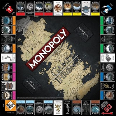 Monopoly Game of Thrones - Collectors Edition-3