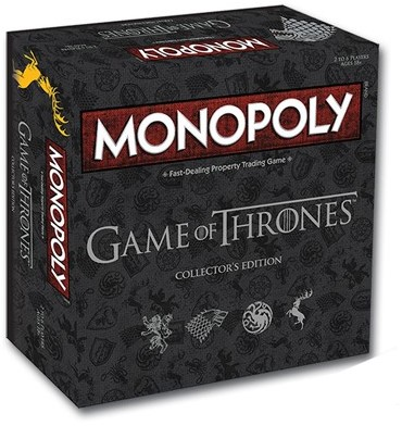 Monopoly Game of Thrones - Collectors Edition-1