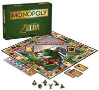 Monopoly - The Legend of Zelda (Engels)-2
