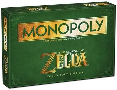Monopoly - The Legend of Zelda (Engels)-1