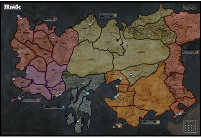 Risk Game of Thrones - Collectors Edition-3