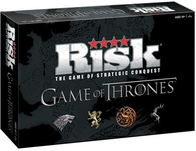 Risk Game of Thrones - Collectors Edition-1