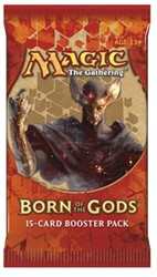 Magic The Gathering Born Of The Gods Boosterpack