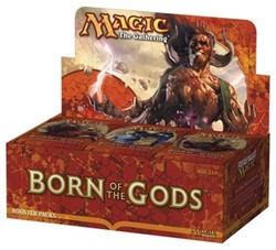 Magic The Gathering Born Of The Gods Boosterbox