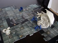 Dungeons & Dragons Castle Ravenloft Bordspel-3