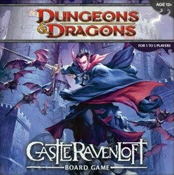 Dungeons & Dragons Castle Ravenloft Bordspel