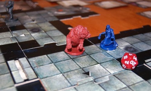 Dungeon & Dragons Wrath of Ashardalon Boardgame-3