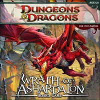 Dungeon & Dragons Wrath of Ashardalon Boardgame-1