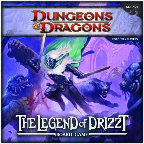 Legend of Drizzt Boardgame-1