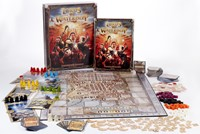 D&D Lords of Waterdeep Boardgame