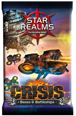 Star Realms - Crisis Expansion Bases & Battleships