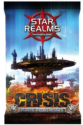 Star Realms - Crisis Expansion Fleets & Fortresses