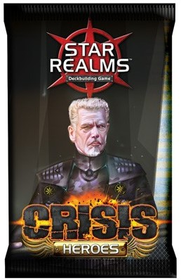Star Realms - Crisis Expansion Heroes