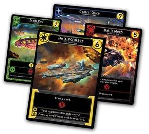 Star Realms - Deckbuilding Game Base Set