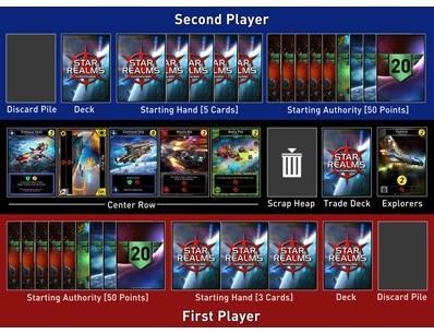 Star Realms - Deckbuilding Game Base Set-3
