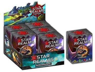 Star Realms - Deckbuilding Game Base Set-1