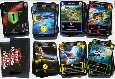 Star Realms - Colony Wars Expansion
