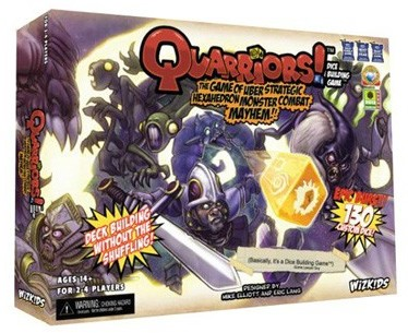 Quarriors Dice Building Game (New Core Set)