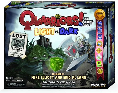 Quarriors! Light vs. Dark Expansion