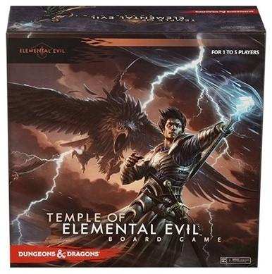 D&D Temple of Elemental Evil Boardgame