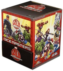 Marvel Dice Masters Avengers Age of Ultron Boosterpack