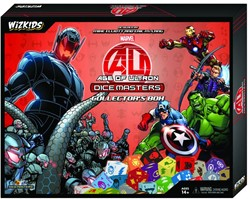 Marvel Dice Masters Avengers Age of Ultron Collectors Box