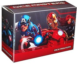 Marvel Dice Masters Avengers Age of Ultron Team Box