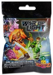 DC Comics Dice Masters - War of Light Boosterpack