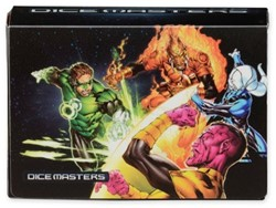 DC Comics Dice Masters - War of Light Team Box