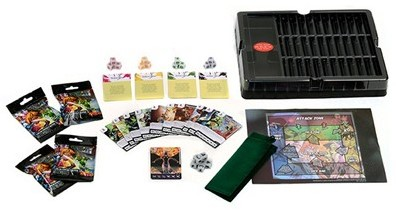 DC Comics Dice Masters - War of Light Collectors Box-2