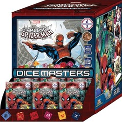 Marvel Dice Masters Amazing Spider-Man Boosterpack