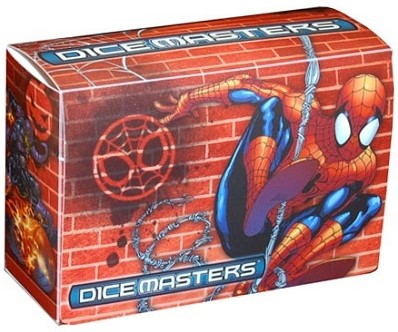 Marvel Dice Masters - Amazing Spider-Man Team Box